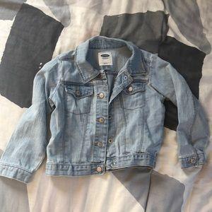 4t light jean jacket